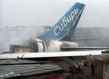 Συντριβή αεροσκάφους στη Σιβηρία-Τουλάχιστον 16 νεκροί