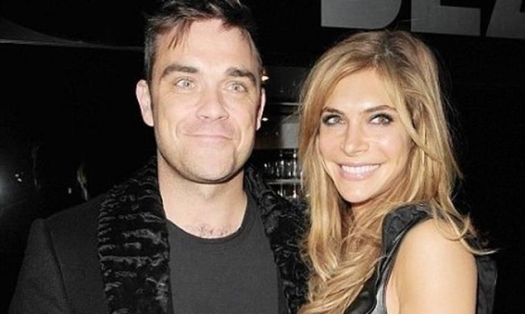 Robbie Williams: Θα αποκτήσει κοριτσάκι