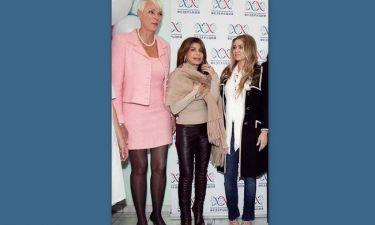Brigitte Nielsen – Paula Abdul: Διαφορά ύψους!