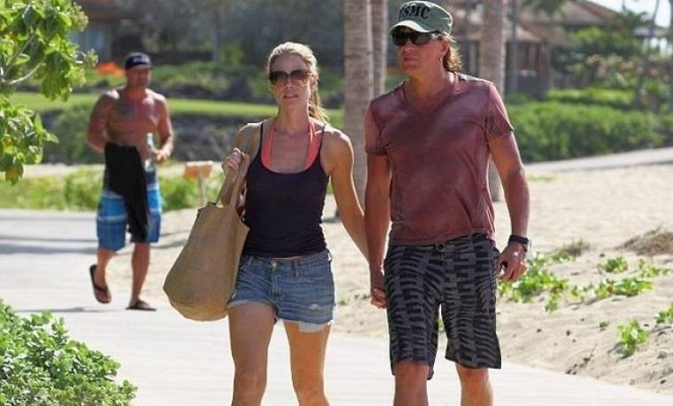 Denise Richards – Richie Sambora: Πιασμένοι χέρι – χέρι στο Μάουι