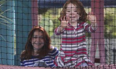 Alyson Hannigan: Κοινά γενέθλια με την κόρη της