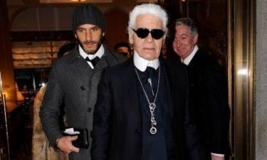 Το επόμενο project του Karl Lagerfeld
