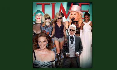 Ποια είναι τα 100 μεγαλύτερα fashion icons του πλανήτη σύμφωνα με το περιοδικό Time;