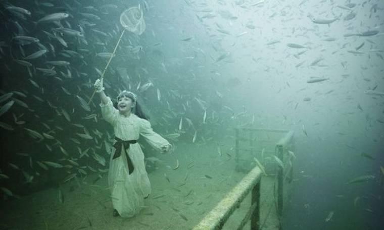 Ζωή… κάτω απ' το νερό