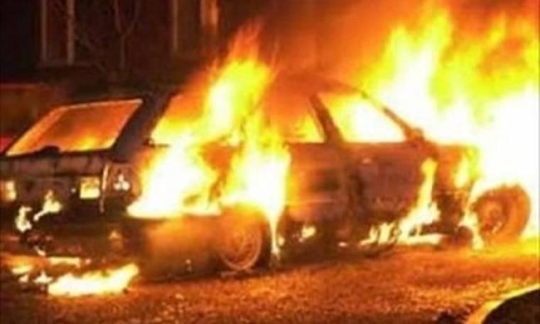 Συνελήφθη ο δράστης των εμπρηστικών επιθέσεων στα Τρίκαλα