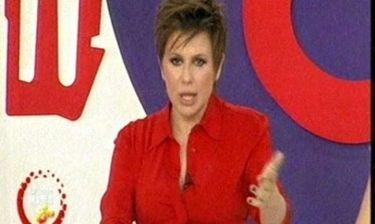 Κατερίνα Καραβάτου: Η πρώτη της τηλεοπτική live εμφάνιση