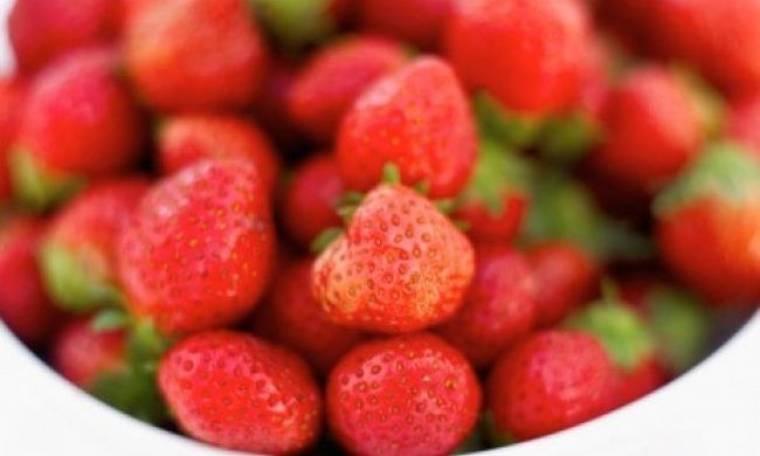 Οι φράουλες αδυνατίζουν