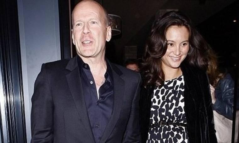 Ο Bruce Willis έγινε μπαμπάς και πάλι!