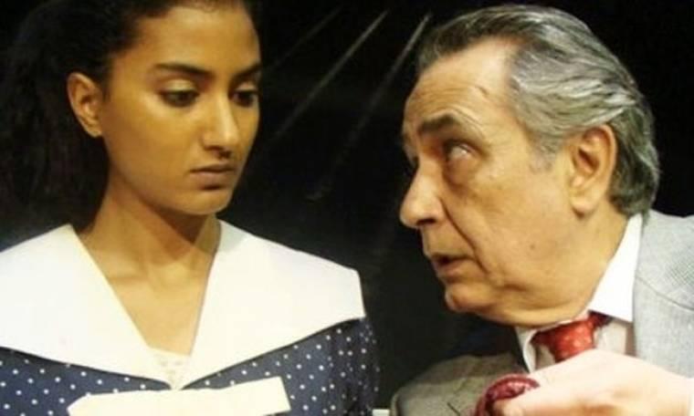 Η κόρη του Κώστα Αρζόγλου μιλά για την θεατρική τους συνεργασία
