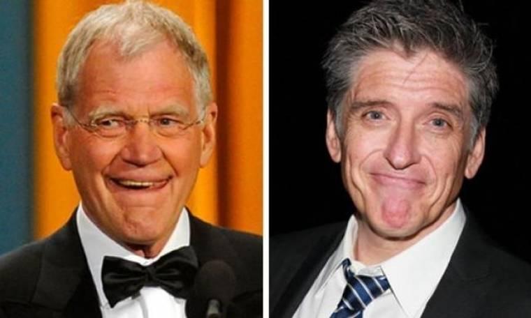 David Letterman-Graig Ferguson: Ανανέωσαν στο CBS