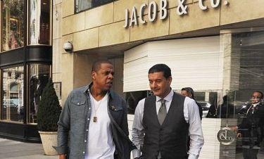 Jay Z: Βρήκε το κατάλληλο διαμάντι για την 4η επέτειο γάμου του