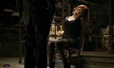 Ένα λεπτό με τη Scarlett Johansson ως Black Widow