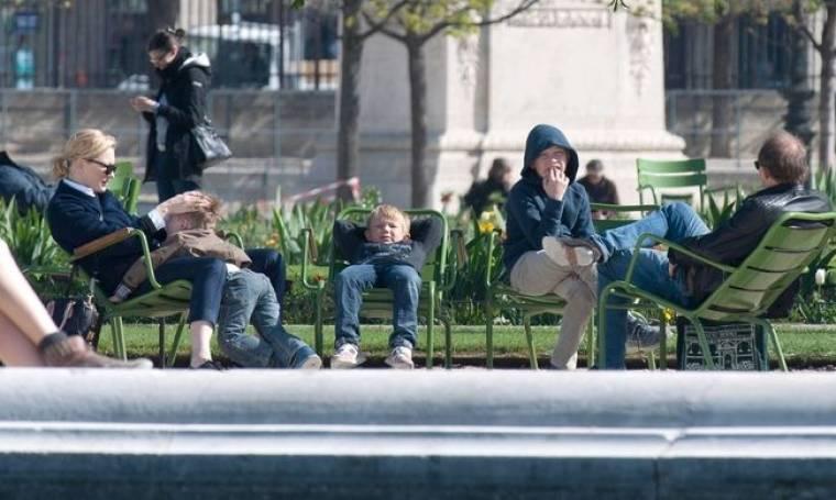 Cate Blanchett: Διακοπές και τουρισμός στο Παρίσι