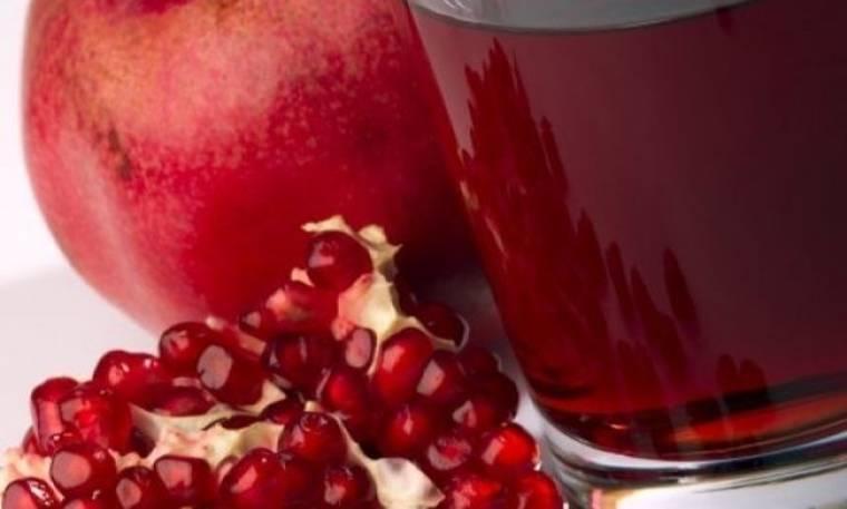 Ρόδινος χυμός για ρόδινη υγεία