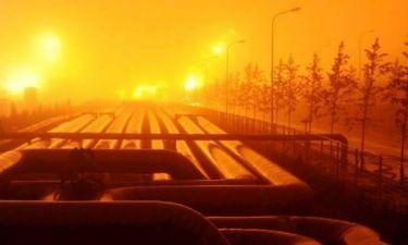 Εκρήξεις σε αγωγό πετρελαίου στην Τουρκία