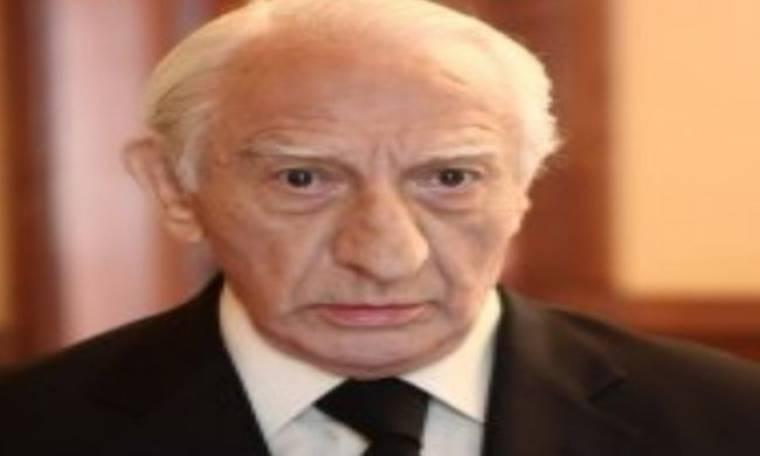 Έφυγε από τη ζωή ο ηθοποιός, Ντίνος Δουλγεράκης!