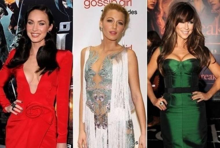 Οι πιο hot ηθοποιοί που δεν θα δούμε ποτέ γυμνές