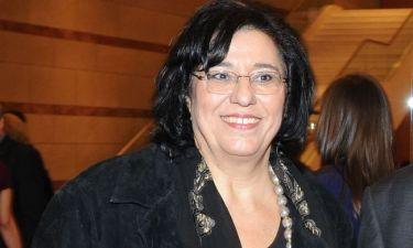 Μαρία Φαραντούρη: «Δεν ήταν πρόθεση της Νάνας να πει κάτι κακό για την πατρίδα που λατρεύει»