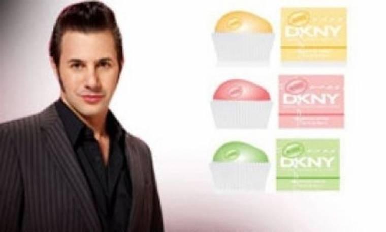 Ο σούπερ σταρ της ζαχαροπλαστικής Johnny Iuzzuni δημιουργεί με τα DKNΥ Sweet Delicious