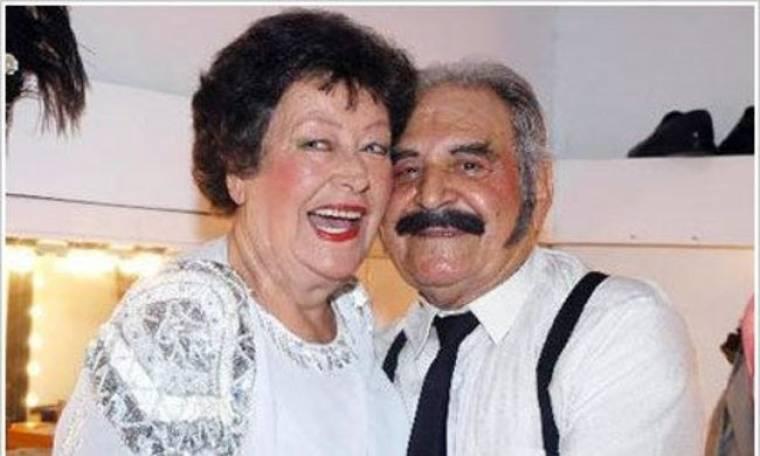 Ευαγγελία Σαμιωτάκη: «Με τον Σπύρο ζήσαμε 50 χρόνια έρωτα χωρίς καβγάδες»
