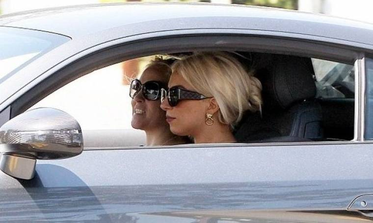Η Lady Gaga αγνώριστη