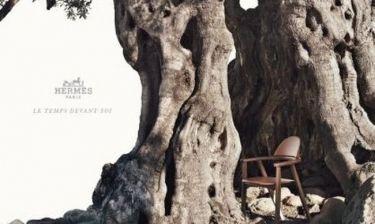 H νέα καμπάνια του maison Hermès έχει άρωμα Ελλάδας