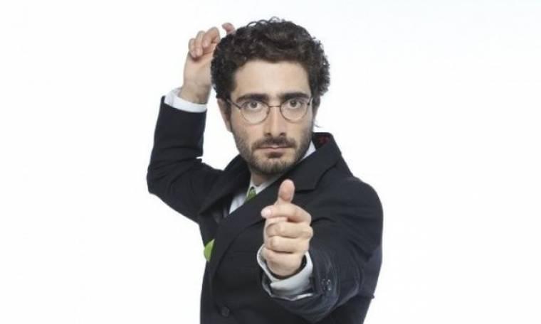 Λάμπρος Φίσφης: «Η εκπομπή διαθέτει ένα ιδιαίτερο χιούμορ»