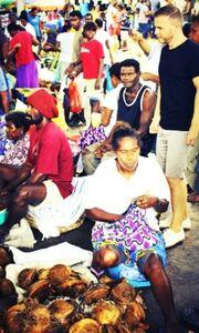 Ο Gary Barlow και το ταξίδι του στα νησιά του Σολομώντα