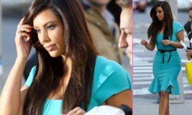 Η Kim Kardashian στο Today Show