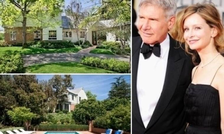 Harrison Ford – Calista Flockhart: Έτοιμοι για μετακόμιση