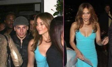 Jennifer Lopez: Ένα δείπνο δώρο για τα γενέθλια του συντρόφου της