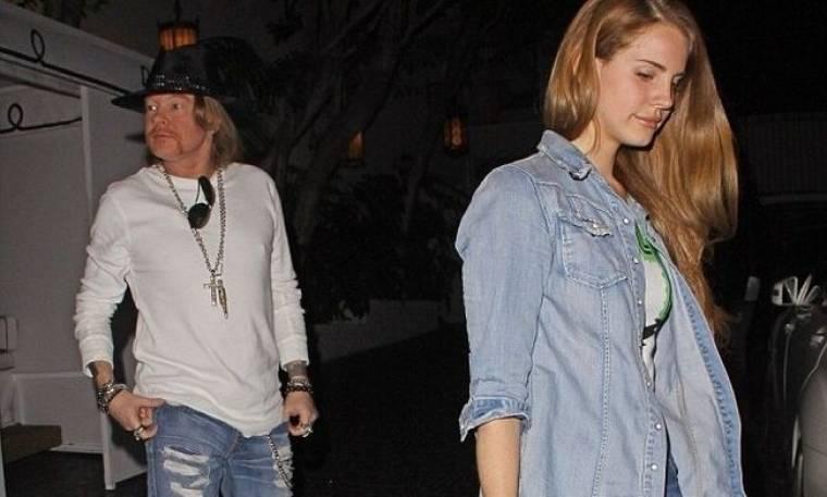 Axl Rose – Lana Del Rey: Το πιο παράξενο… ζευγάρι