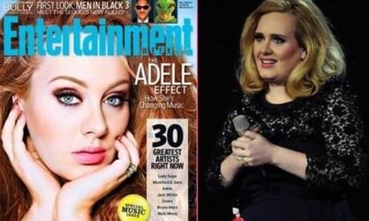 Adele: Νέο εξώφυλλο, νέα συνέντευξη