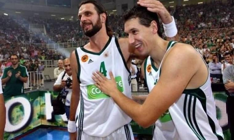 Οι «πράσινοι» αρχηγοί του μπάσκετ κυριαρχούν στο Love/Hate