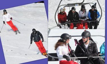 William και Catherine: Νέο reunion στα χιόνια