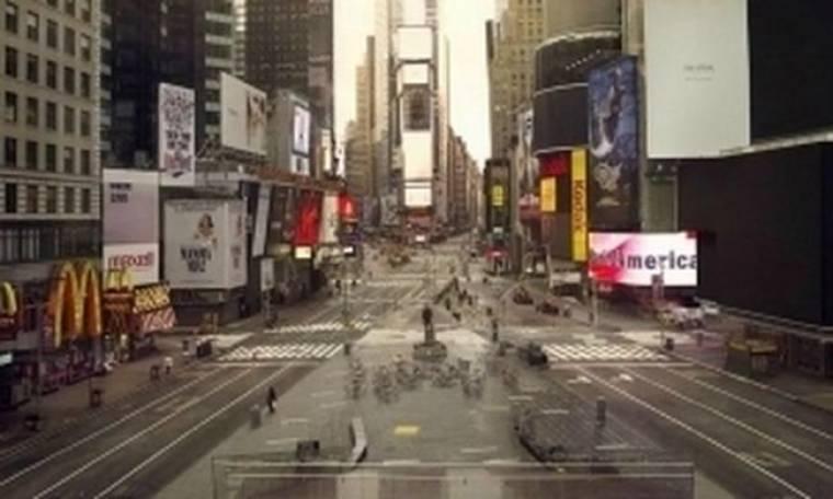 Φανταστικό: «Ερήμωσαν» τα πιο πολυσύχναστα σημεία του πλανήτη! (pics+vid)