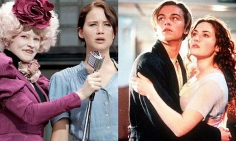 Το Hunger Games «βύθισε» τον Τιτανικό
