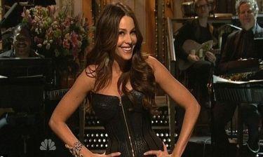 Η Sofia Vergara έλαμψε στο Saturday Night Live
