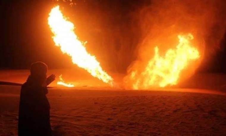 Έκρηξη νούμερο… 14 στον αγωγό πετρελαίου στο Σινά