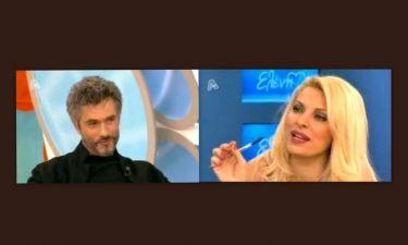 Μενεγάκη σε Ζαλμά: «Δεν θέλω να κάνεις κωμωδία»