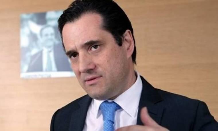 Άδωνις Γεωργιάδης: «Οι επιχειρήσεις μου έχουν μεγάλα προβλήματα, όπως και όλες»