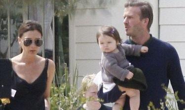 Πώς πέρασε το Πάσχα η οικογένεια Beckham (φωτό);