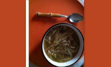 Ποια έφαγε αυτό το πιάτο σούπας;