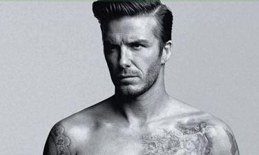 David Beckham: Ο πρώτος άντρας που θα ποζάρει για το εξώφυλλο του γυναικείου περιοδικού Elle