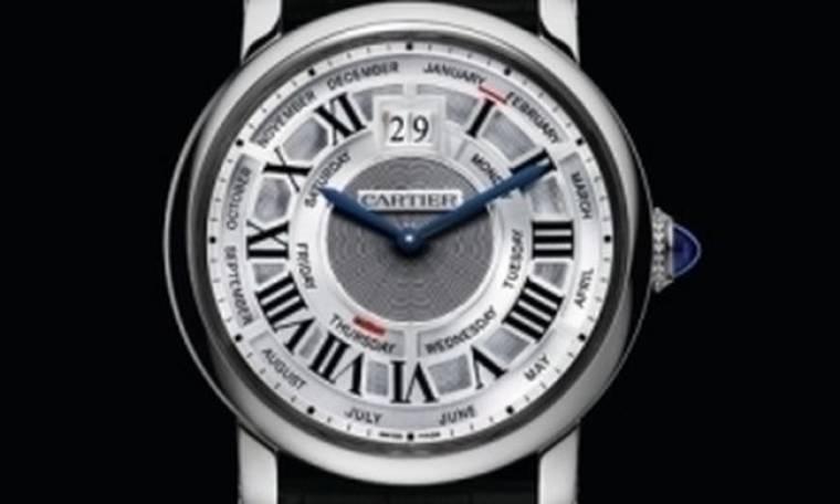 Το διηνεκές ημερολόγιο της Cartier