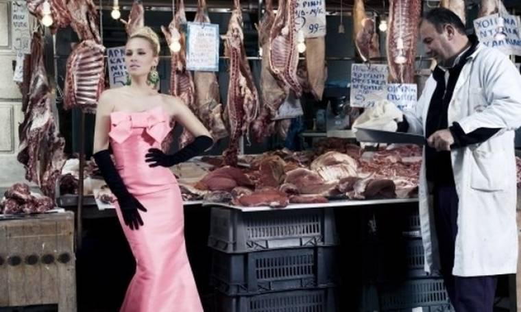 Η Νάντια Μπουλέ, οι ατέλειες και η... πλαστική!
