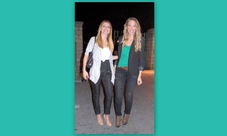 Βούρου- Ευαγγελινού: Δυο καλές φίλες