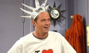 Δείτε πώς είναι σήμερα ο Chandler από «Τα Φιλαράκια»