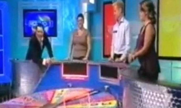 VIDEO: Απίστευτο FAIL παίκτη στον «Τροχό της Τύχης»!