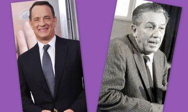 Ο Tom Hanks θα γίνει Walt Disney